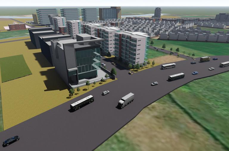 Nijgadh Plan