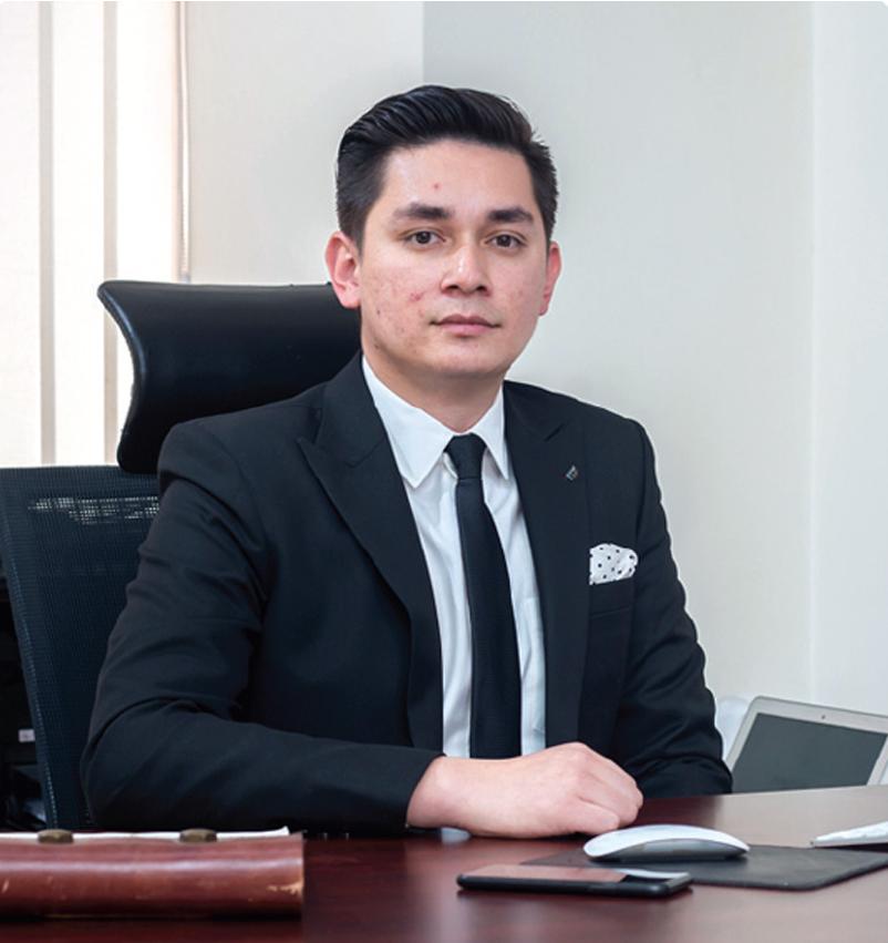 Ryan Shrestha, Director